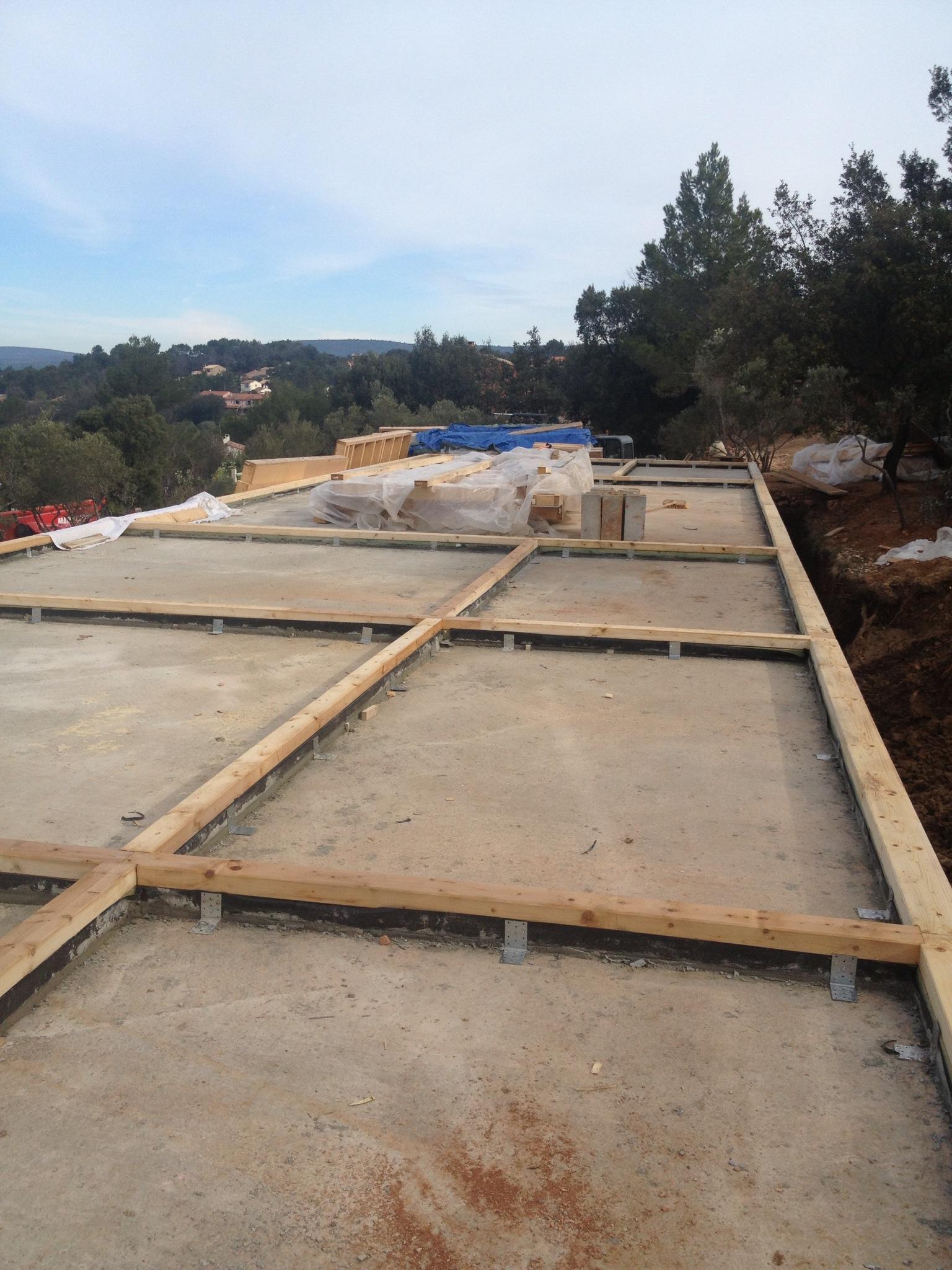 Approvisionner une ossature bois maison bois c t sud for Batir une extension