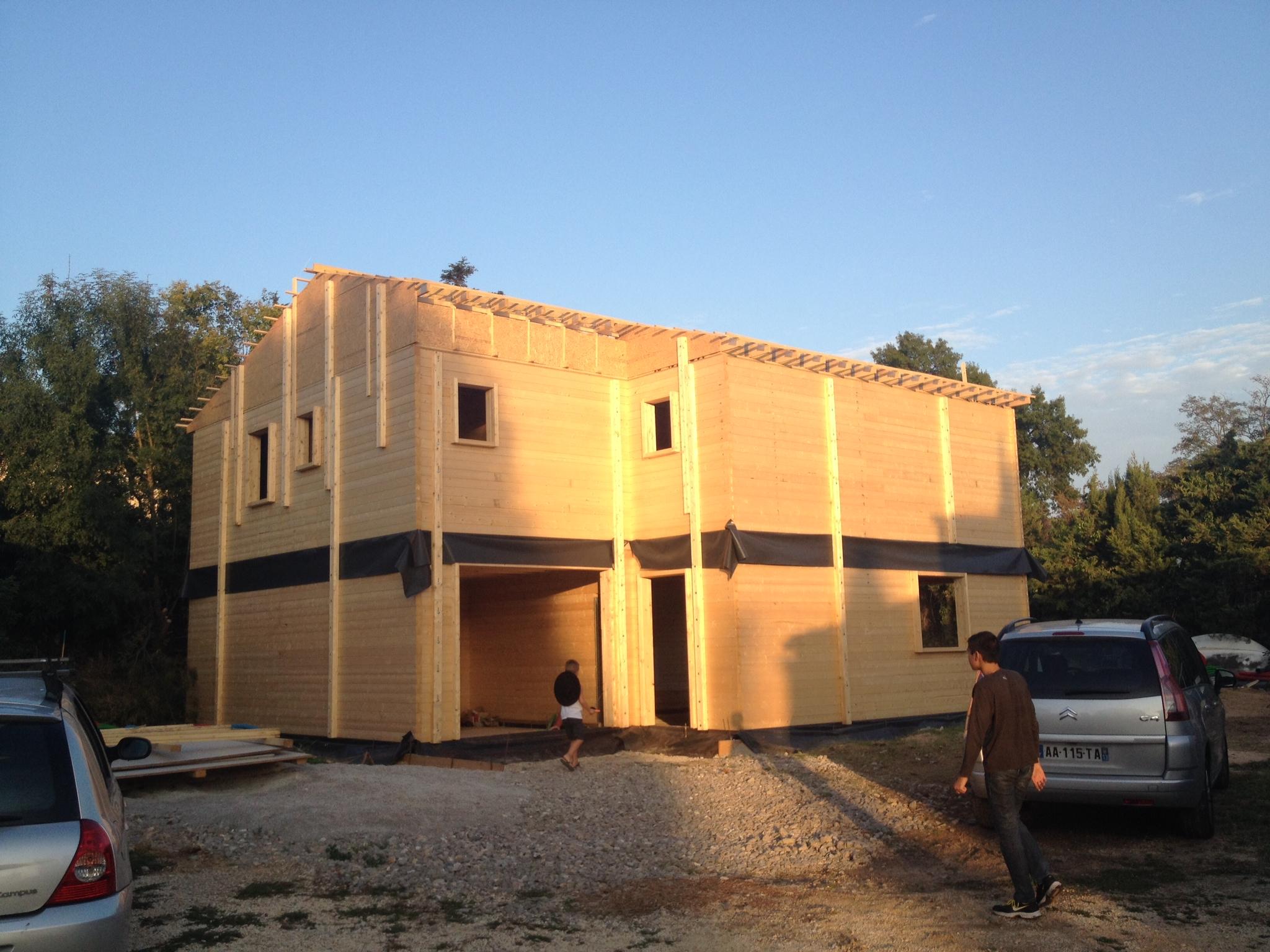 Constructeur maison bois bouches du rhone for Constructeur maison moderne bouches du rhone