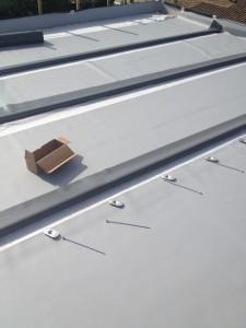 étanchéité toit terrasse maison bois massif Mouans Sartoux