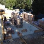 brique et ossature bois