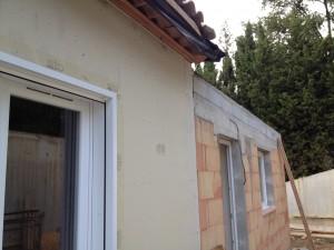 maison ossature bois St Vallier