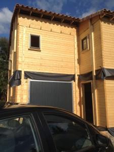 maison bois massif Marseille