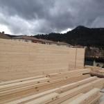 maison bois massif Rougiers