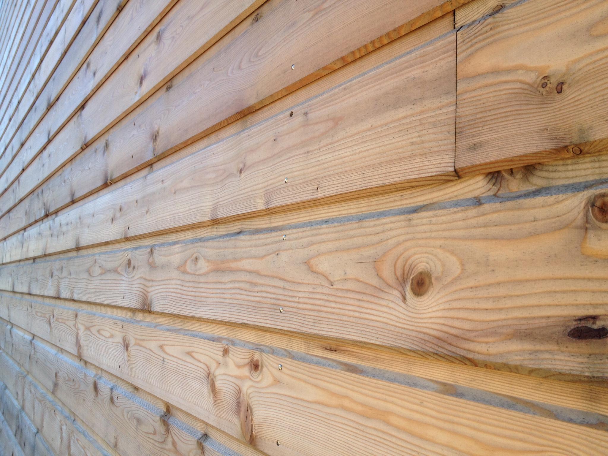 Douglas Bois Caracteristique : Bardage bois ? Maison bois c?t? sud