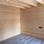 carrelage maison bois massif