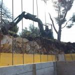 soubassement maison ossature bois Ollioules