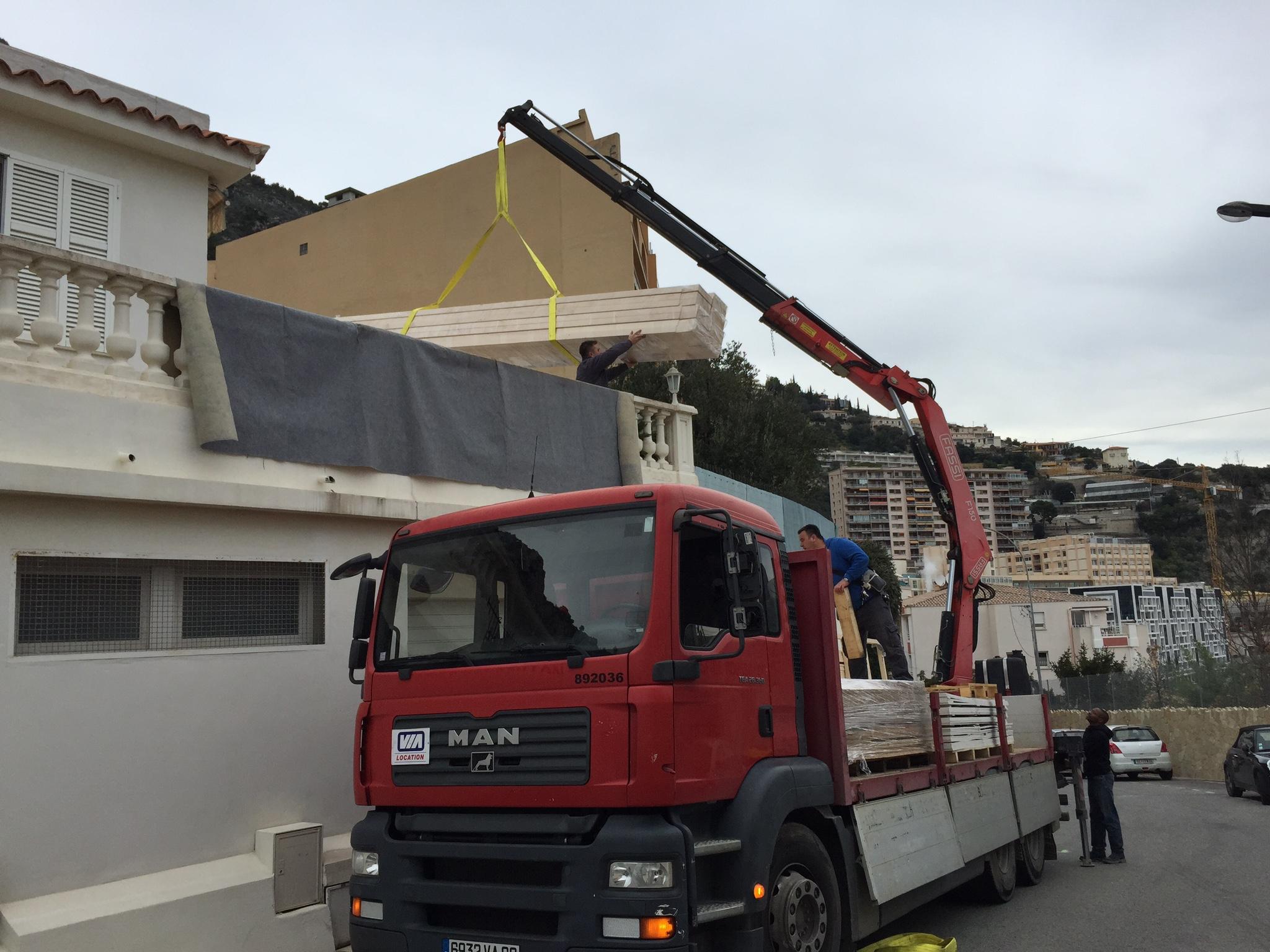 Une très grande technicité de nos maisons architecture complexe adaptation à des terrains difficiles