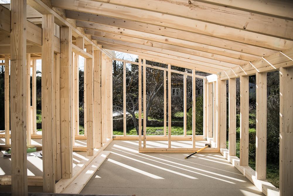 maison bois et bien être