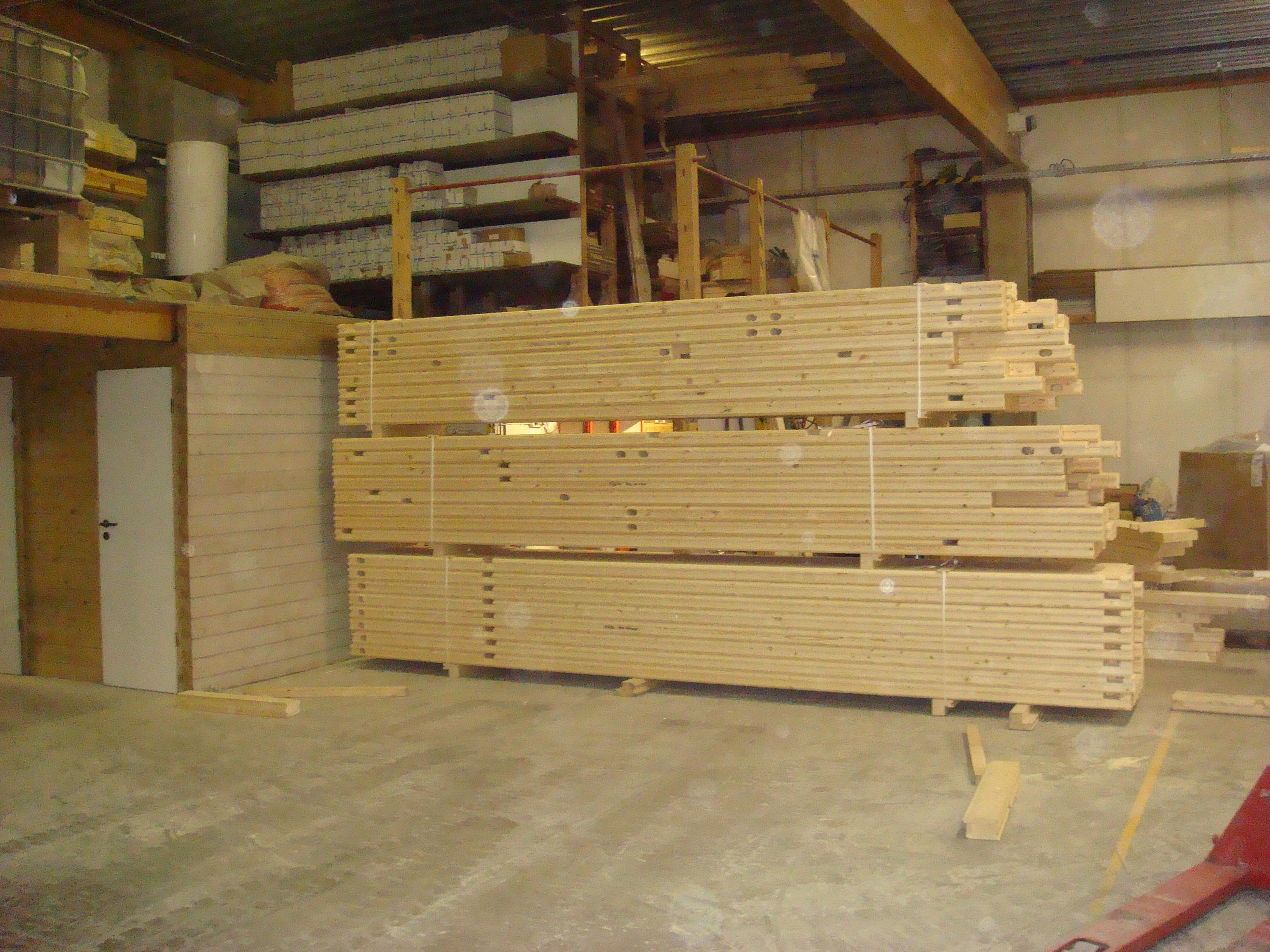 Construire une maison en bois sur montpellier maison for Construction bois montpellier