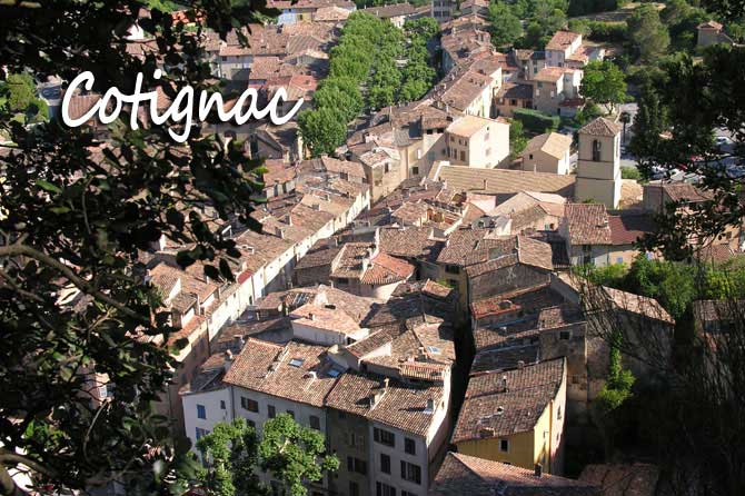 construire à Cotignac