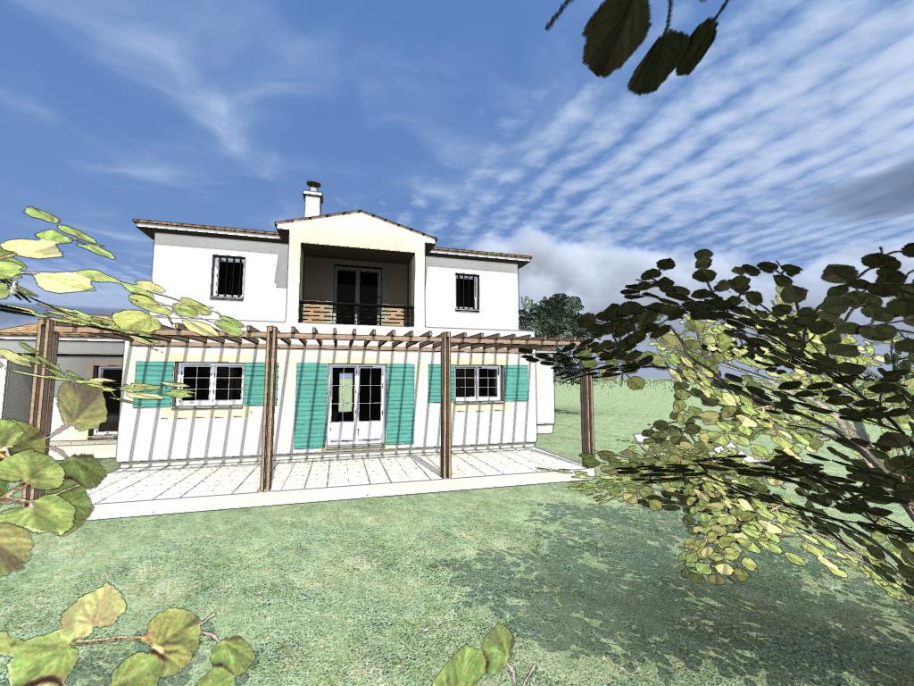 maison ossature bois Varr